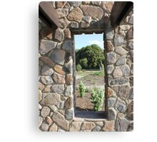 Through the Portal Canvas Print