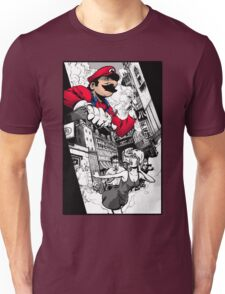 Don't feed him mushrooms Unisex T-Shirt