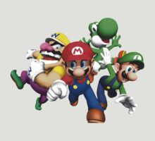 Super Mario 64 DS Art by Hunter-Blaze
