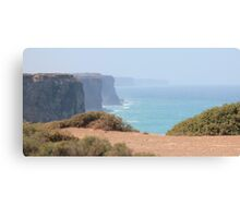 Great Australian Bight Canvas Print