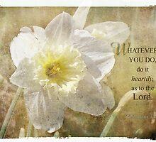 Whatever you do-Colossians 3:23 by vigor
