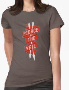 Pierce the Veil Merch Womens Fitted T-Shirt