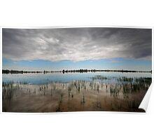 Marimley Lake Poster