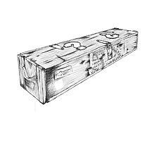 Call of Duty Zombies Mystery Box by Keelin  Small