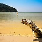 Layan Beach Phuket by Kevin Hellon