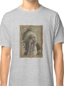 Indian Gas Mask Classic T-Shirt