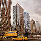 NYC Sky Rises by anorth7