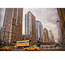NYC Sky Rises Photographic Print
