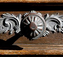 Rusty Hardware by phil decocco