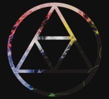 Triforce Design Rainbow (Ultimate Edition) by Hunter-Blaze