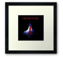 Inception - Spinning Top Cobb's and Ariadne's Totems Framed Print