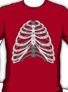 The Bones of a Winchester T-Shirt