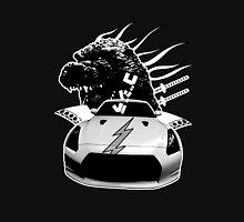 B&W ONLY - GOJIRA GTR MONSTER TEE Unisex T-Shirt