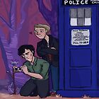 Wholock by watsundae