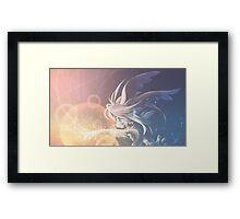 Energy Conversion Framed Print
