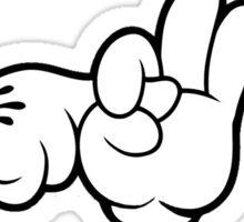 Netflix and chill - hands Sticker