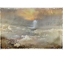 Chemical Waste Photographic Print
