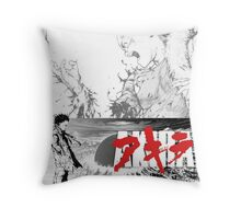 Akira Throw Pillow