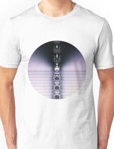 Purple Chain Unisex T-Shirt