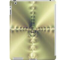Golden Cross iPad Case/Skin