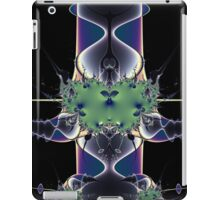 Purple Lamp iPad Case/Skin