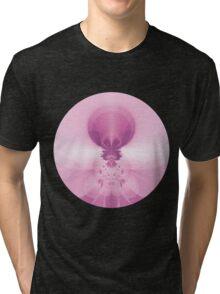 Pink Sunrise Tri-blend T-Shirt
