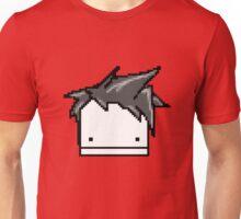 Pixel Face Unisex T-Shirt