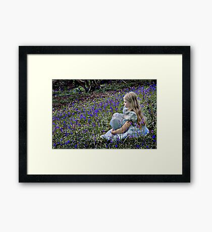 Alice Framed Print
