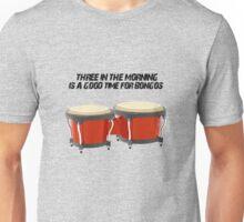 Big Bang Theory Bongos Unisex T-Shirt