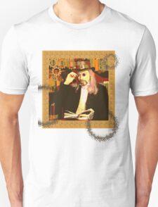 Steampunk Library T-Shirt