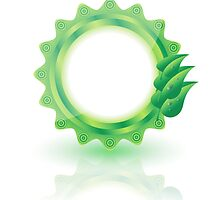 green bio label by valeo5