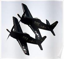 Plane 7 Poster