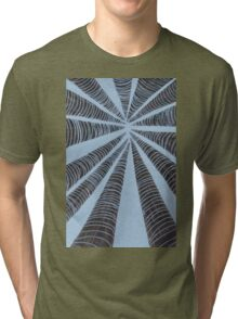 Trees Looking Up Tri-blend T-Shirt