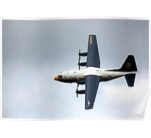Plane 9 Poster