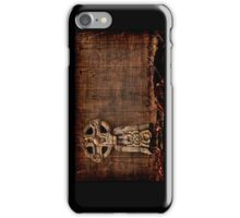 Celtic Cross 1 iPhone Case/Skin