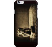 Gorgoyle 1 iPhone Case/Skin