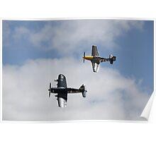 Heritage Flight Poster