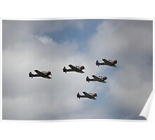 Sky Typers Poster
