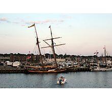 Tall Ships  Photographic Print