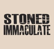 Out Here We Is Stoned Immaculate by inesbot