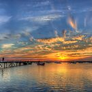 The Jetty by manateevoyager