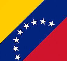 Smartphone Case - Flag of Venezuela - Diagonal by Mark Podger