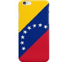 Smartphone Case - Flag of Venezuela - Diagonal Painted iPhone Case/Skin