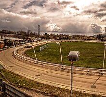 Pelaw Grange Greyhound Stadium by Andrew Pounder