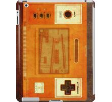 The age of gaming iPad Case/Skin
