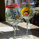 Sunny Glasses by WildestArt