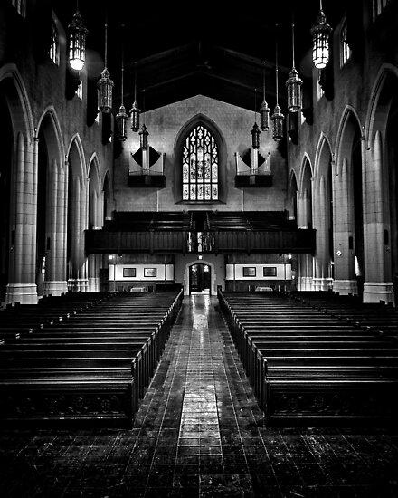 Metropolitan United Church 2 Toronto Canada by Brian Carson