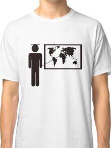 Geography teacher Classic T-Shirt