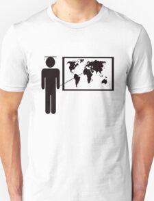 Geography teacher T-Shirt