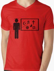 Religious Education teacher Mens V-Neck T-Shirt